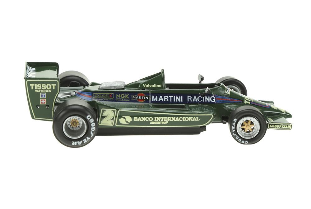 Lotus 79 nº 2 Carlos Reutemann (1979) Sol90 11238 1:43