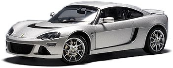 Lotus Europa S (2006) Autoart 75366 1/18