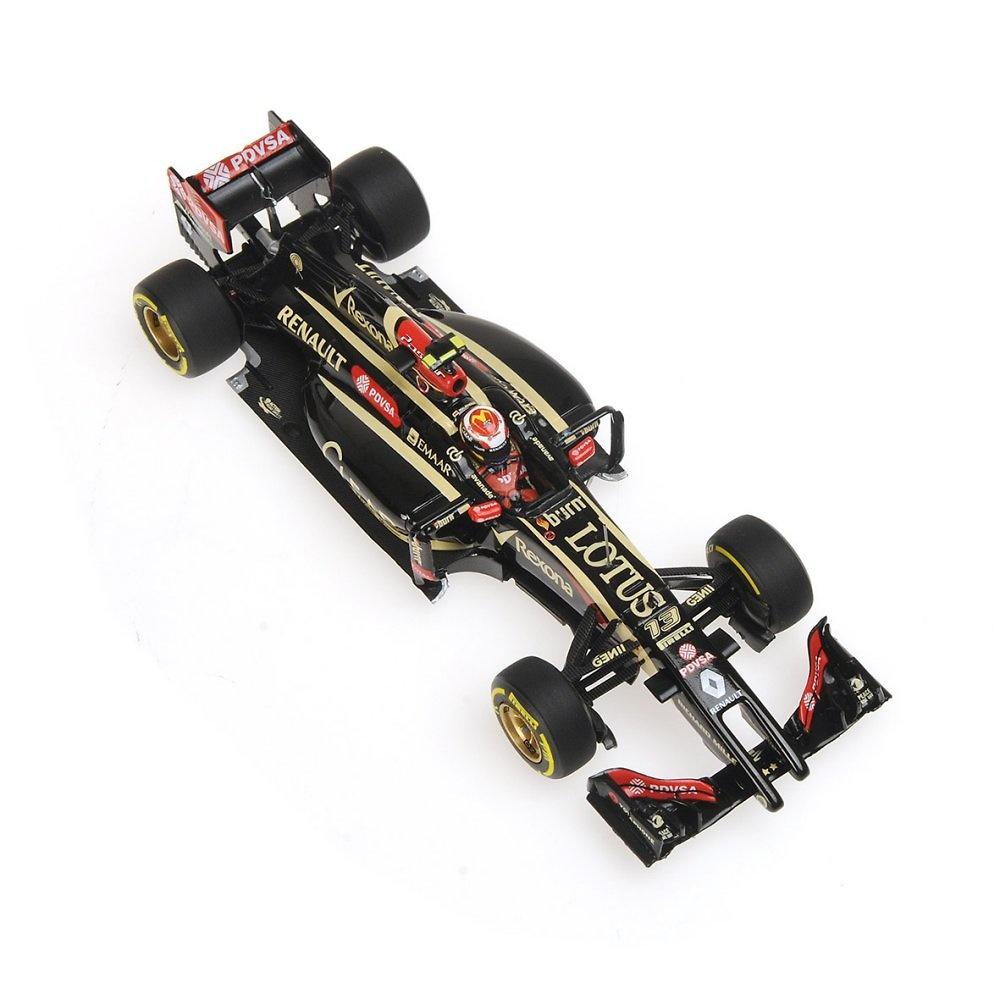 Lotus F1 E22 nº 13 Pastor Maldonado (2014) Minichamps 417140013 1:43