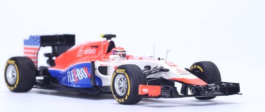 Manor Marussia MR03B