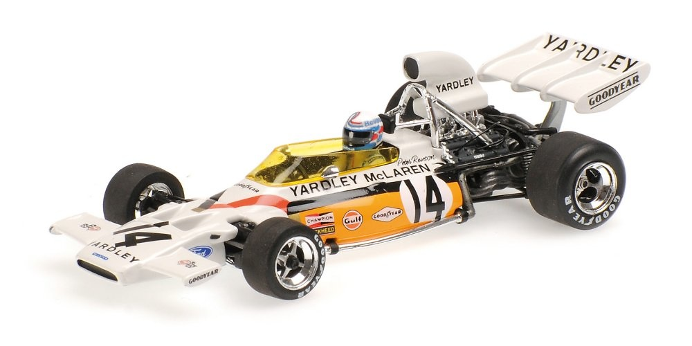 McLaren M19