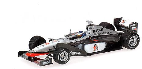 McLaren MP4/13 nº 8 Mika Hakkinen (1998) Minichamps 436980008 1/43