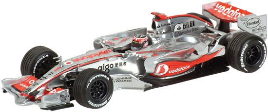 McLaren MP4/22 nº 1 Fernando Alonso (2007) Minichamps 530074301 1/43