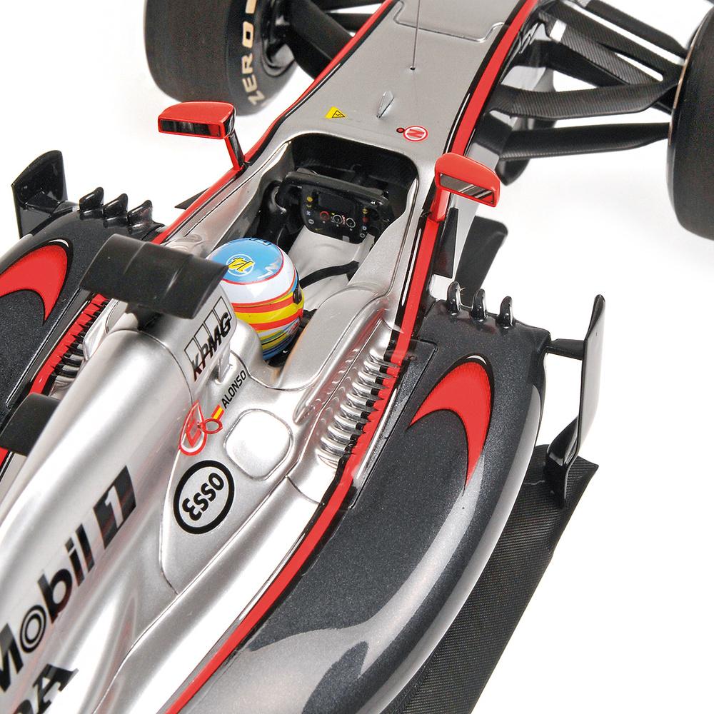 McLaren MP4/30 nº 14 Fernando Alonso (2015) Minichamps 537151814 1:18