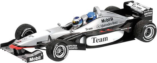 McLaren MP4/98T Biplaza Haekkinen/Coulthard (1998) Minichamps 1/18
