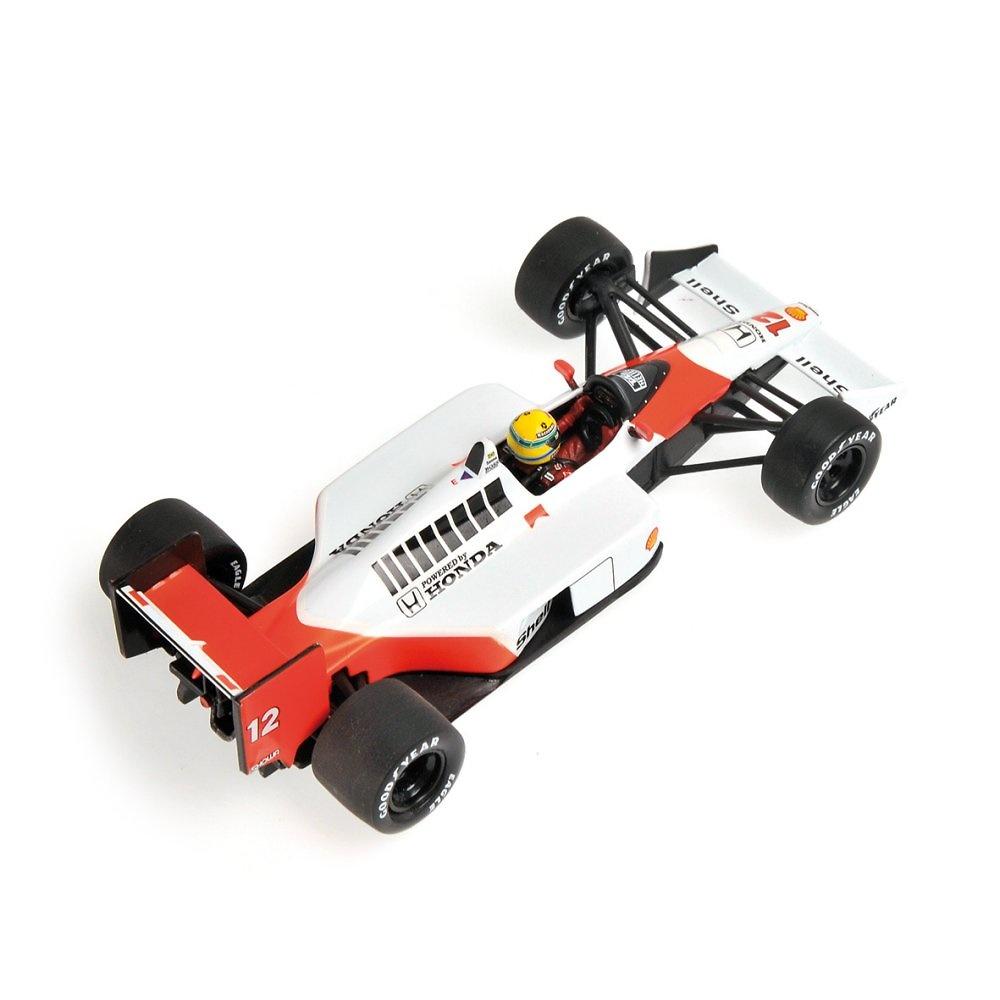Mclaren MP4/4 nº 12 Ayrton Senna (1988) Minichamps 540884312 1:43