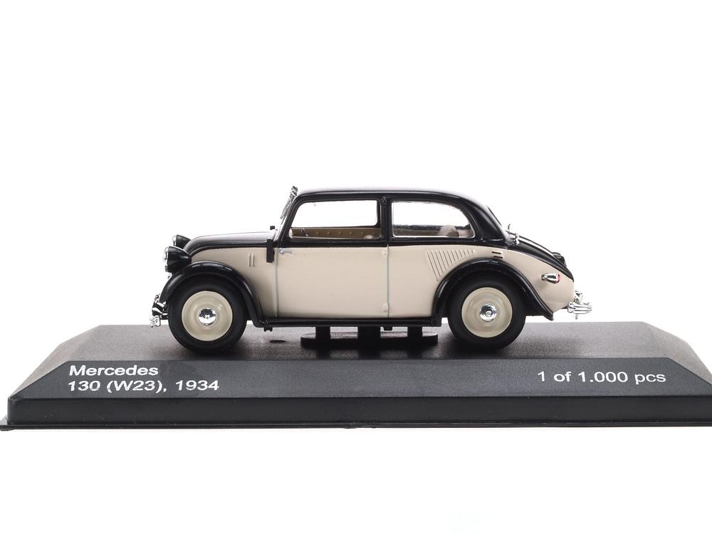 Mercedes 130 -W23- (1934) White Box WB078 1:43