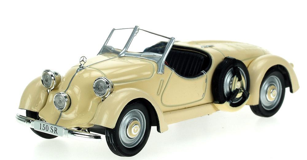 Mercedes 150 Sport Roadster (1938) White Box WBS0006 1/43