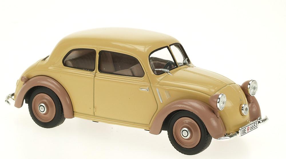 Mercedes 170 H -W28- (1938) White Box 1:43
