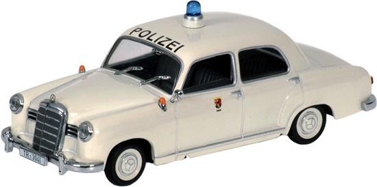 MB 180 (1953) Policia Trier Minichamps 430033191 1/43
