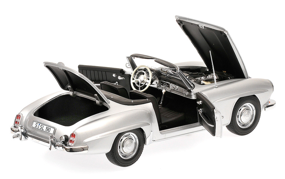 Mercedes Benz 190 SL -W121- (1955) Minichamps 100037031 1/18