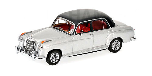 Mercedes Benz 220 S -W180- (1956) Minichamps 430033007 1/43