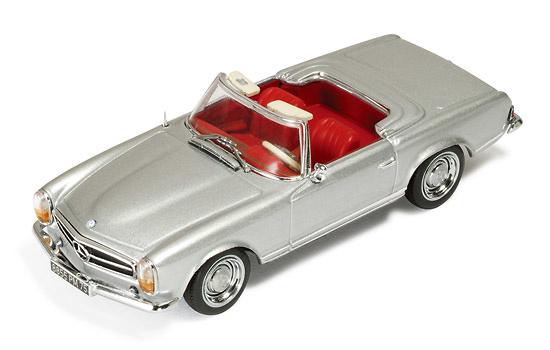 MB 230SL -W113- Roadster (1963) Ixo CLC183 1/43