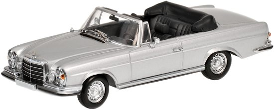 Mercedes Benz 260 SE 3.5 Cabriolet -W111- (1970) Minichamps 400038130 1/43