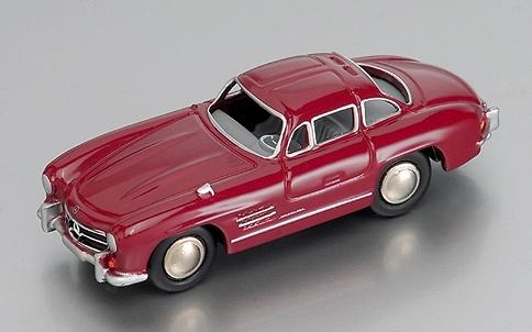 Mercedes Benz 300 SL -W198- (1958) Bub 06700 1/87