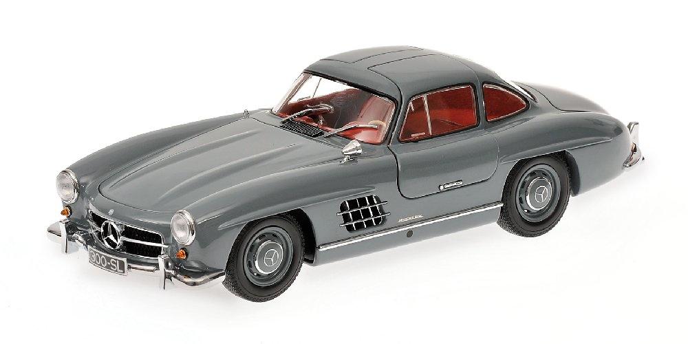 Mercedes-Benz 300 SL -W198 I - (1954) Minichamps 180039005 1/18