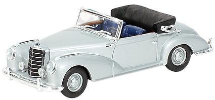 Mercedes Benz 300S Cabriolet (1954) Minichamps 430032334 1/43
