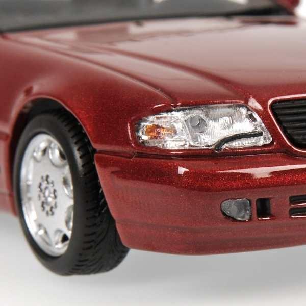 Mercedes Benz 500SL -R129- (1999) Minichamps 400033032 1/43