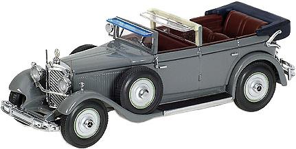 Mercedes Benz 770K -W07- (1931) Kaiser Guillermo II Minichamps 436036000 1/43