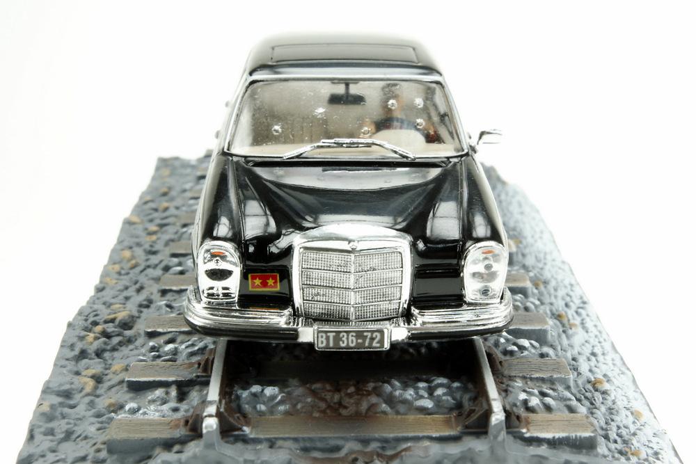 Mercedes Benz 250 E -W108- (1965) James Bond