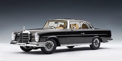 Mercedes benz 280 se coup w111 1968 autoart 1 18 76286 for 1968 mercedes benz 280 se convertible