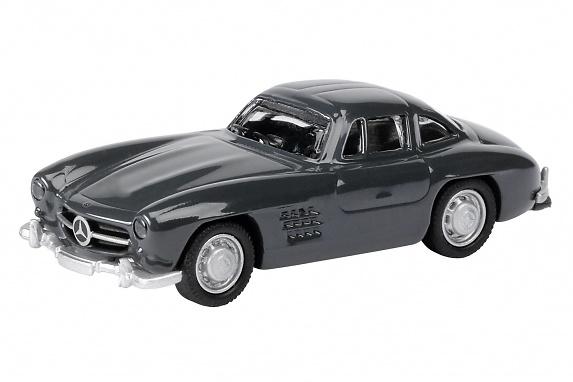 Mercedes Benz 300 SL Coupé -W198- (1958) Schuco 452589800 1/87