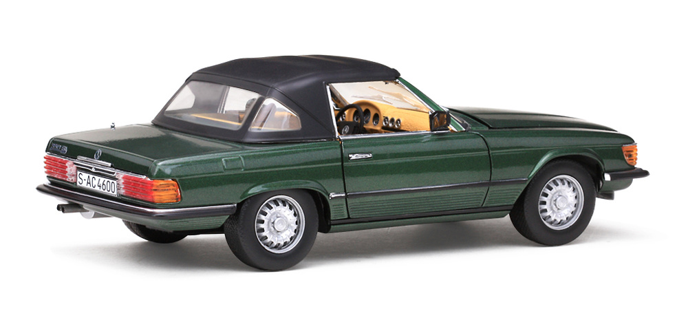 Mercedes Benz 350 SL Convertible -R107- (1971) Sun Star 04600 1/18