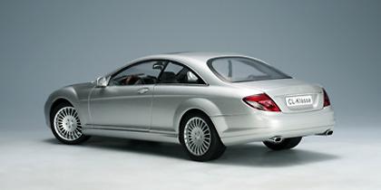Mercedes Benz CL Coupé -W216- (2007) Autoart 76164 1/18