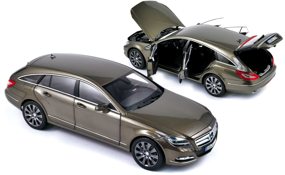 Mercedes Benz CLS 500 -W218- (2012) Norev 183549 1:18