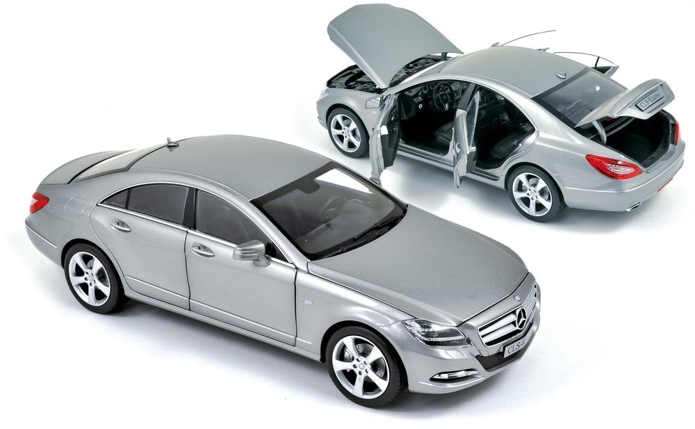 Mercedes Benz CLS -W218- (2010) 183557 Norev 1:18
