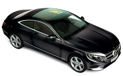 Mercedes Benz Clase S Coupé -C217- (2014) Norev 183482 1:18
