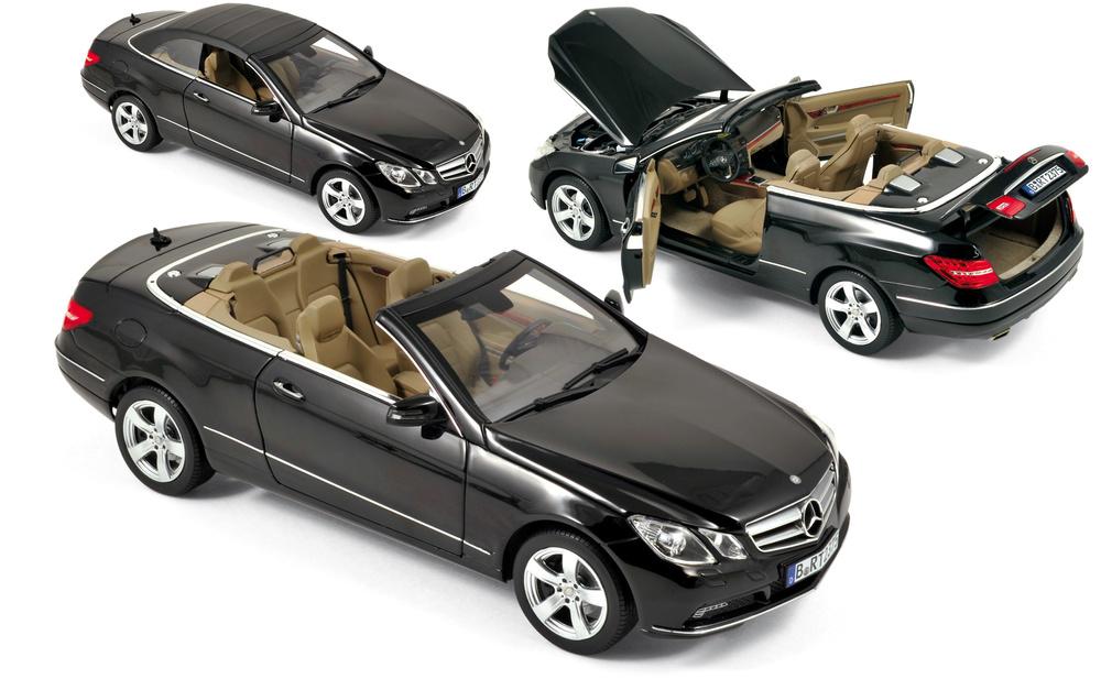 Mercedes Benz E500 Cabriolet -C207- (2010) Norev 183543 1:18