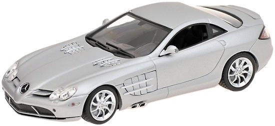 Mercedes Benz SLR McLaren -C199- (2004) Minichamps 1:43
