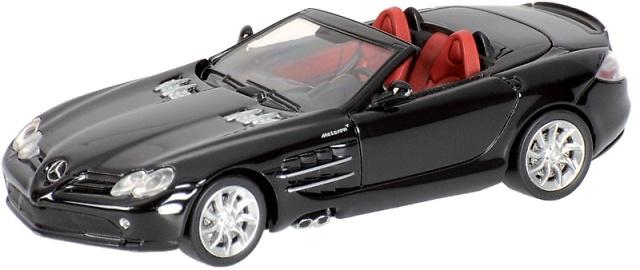 Mercedes Benz SLR McLaren Roadster (2007) Minichamps 640037130 1/64