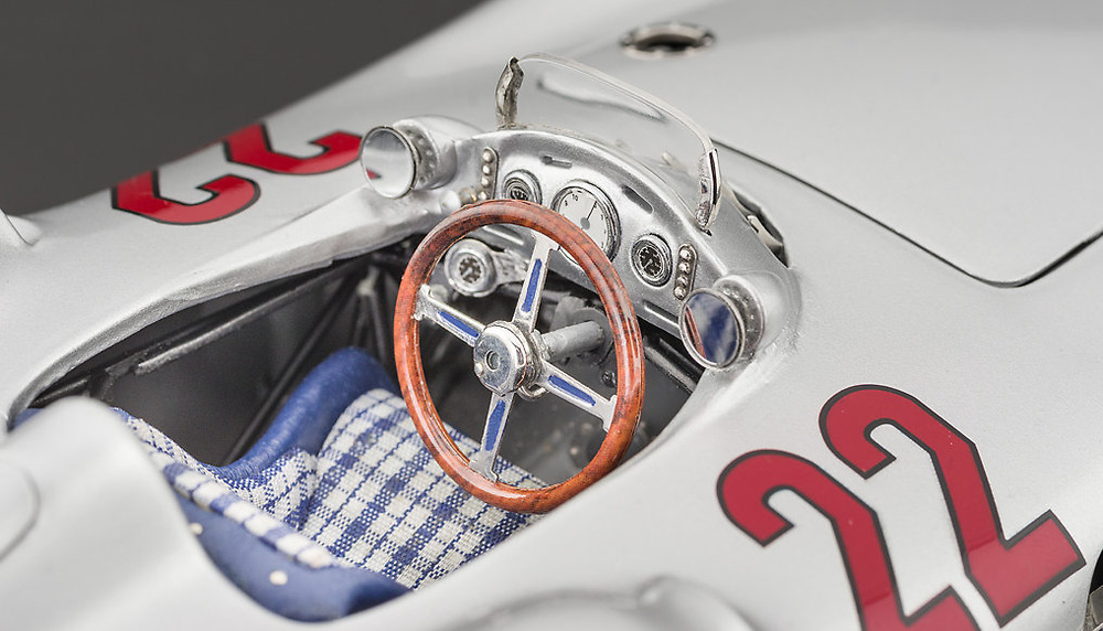 Mercedes Benz W196R