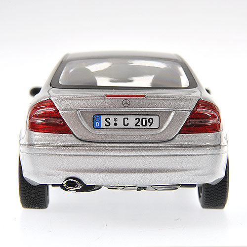 Mercedes Benz CLK Coupé -W209- (2001) Minichamps 400031424 1/43