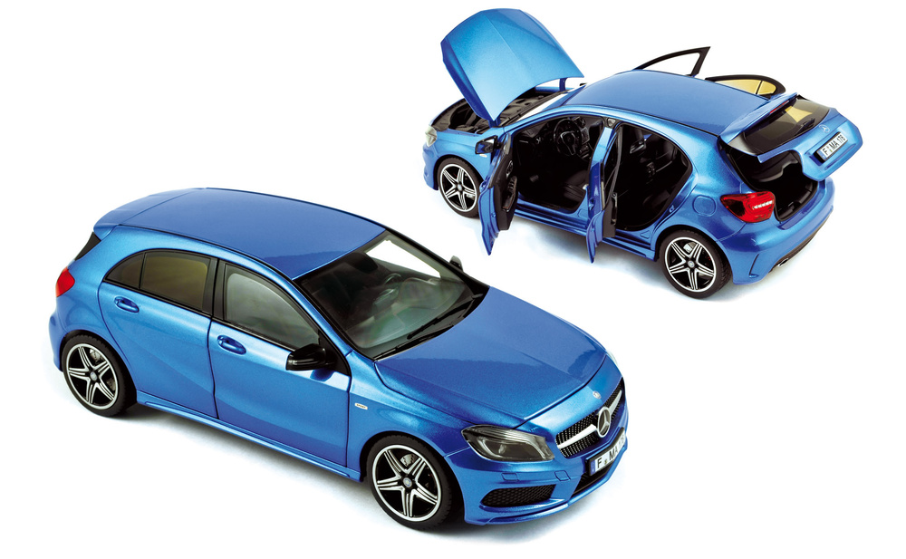 Mercedes-Benz Clase A Sport -W176- (2012) Norev 183595 1:18