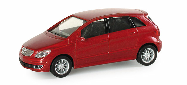Mercedes Clase B -W245- (2005) Herpa 033404 1/87