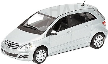 Mercedes Benz Clase B -W245- (2007) Minichamps 400037400 1/43