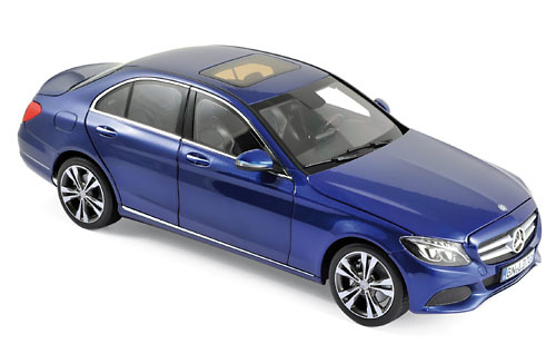 Mercedes Clase C (2014) Norev 183470 1:18