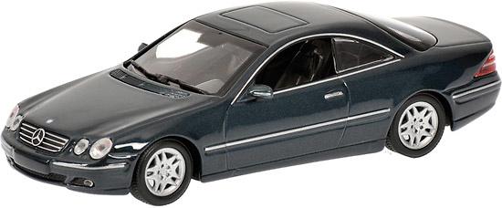 Mercedes Benz Clase CL Coupé -W215- (2000) Minichamps 430038029 1/43