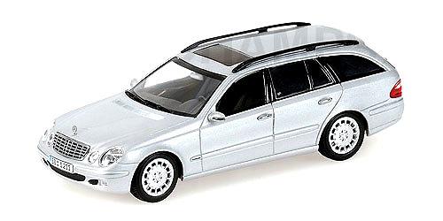 Mercedes Benz Clase E T model -W211- (2003) Minichamps 400031512 1/43