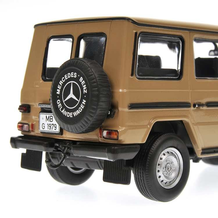 Mercedes Clase G 230 GE -W460-W461- (1980) Minichamps 400038000 1/43