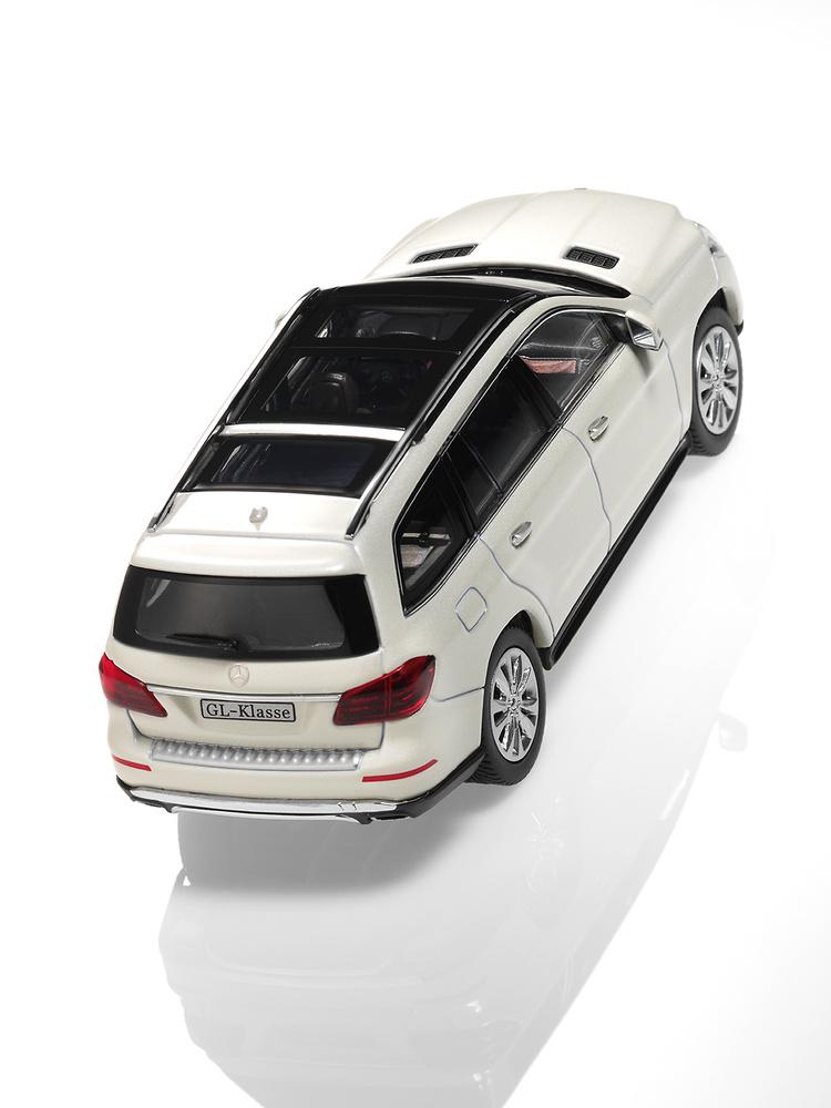 Mercedes Clase GL -X166- (2012) Norev B66960094 1:43