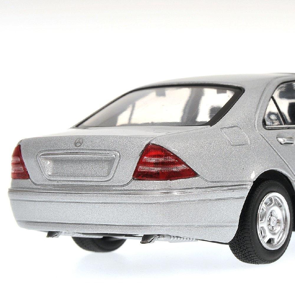 Mercedes Benz Clase S -W220- (1998) Minichamps 400036201 1/43