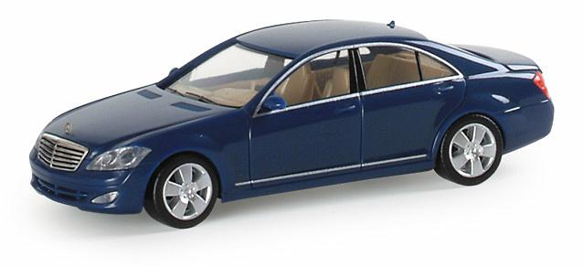 Mercedes Benz Clase S -W221- (2006) Herpa 023412 1/87