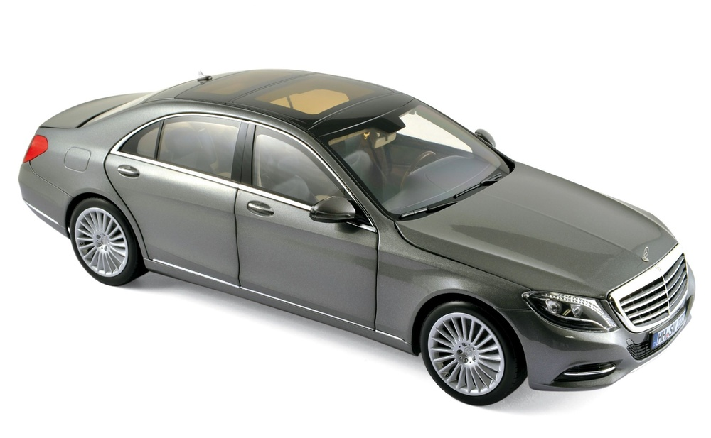 Mercedes Clase S -W222- (2013) Norev 183481 1:18