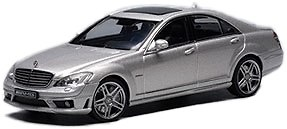 Mercedes Benz S63 AMG -W221- (2008) Autoart 56206 1/43