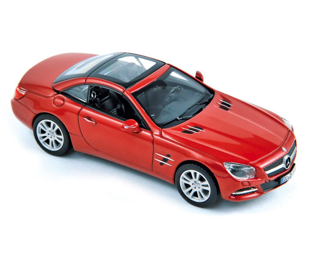 Mercedes Benz SL500 (2012) -R231- Norev 351340 1/43