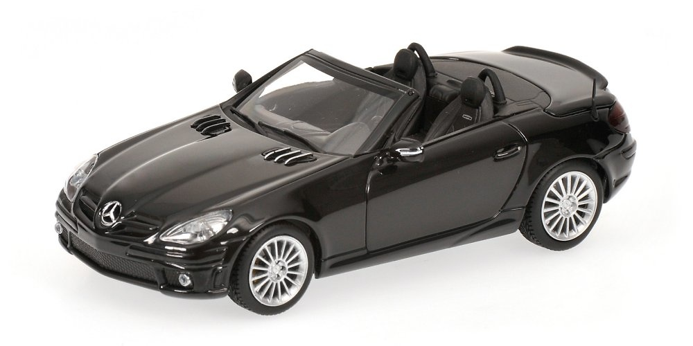 Mercedes Benz SLK 55 AMG -R171- (2008) Minichamps 400033171 1/43
